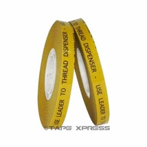 "2 rolls 3/8"" ATG Adhesive Transfer Tape (Fits 3M Gun) Photo Crafts Scrap... - $7.91"