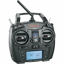 Tactic TTX660 2.4Ghz 6-Channel SLT Digital Computer Radio Transmitter fo... - $298.73
