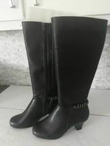 Aerosoles Memory Foam Boots Margarita Size 7 Wide - $37.61