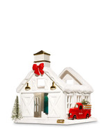 Bath & Body Works WHITE BARN HOUSE LUMINARY 3-Wick Candle Holder - $189.99