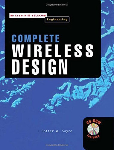 Complete Wireless Design Sayre, Cotter W.