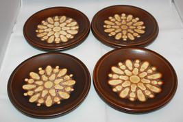 Vintage Wedgwood Sterling Capricorn 8 Small 16cm Tea Plates Dish England... - $73.96