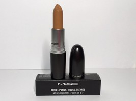 MAC Satin Lipstick in SISS New In Box Discontinued - $24.73