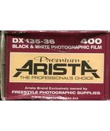 Premium Arista Film - ISO 400 DX135-36 35mm Camera Expired 06/2013 - $6.92