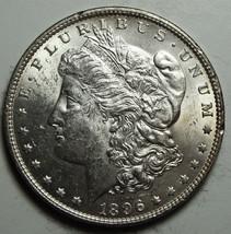 1896 MORGAN SILVER DOLLAR COIN Lot# D 55