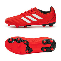 Adidas Jr. Copa 20.3 FG Football Shoes Youth Soccer Cleats Red EF1914 - $65.99