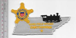 US Secret Service USSS Tennessee Chattanooga Field Office Agent Service Patch  - $12.99