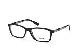 Authentic Vogue Eyeglasses VO2968 W44 Black Frames 54MM Rx-ABLE - $53.45