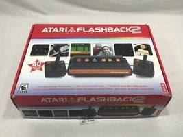 """Atari Flashback 2 Console with 40 Classic Games   """"Great Condition"""" - $21.77"""
