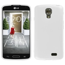 Zizo TPU Protective Cover for LG F70 4G LTE - Retail Packaging - Clear - $15.99