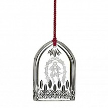 Waterford 12 Days Christmas 2018 Lismore 10 Lords A Leaping Ornament #40... - $74.25