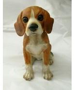 """VTG Gorham Beagle Dog Natures Gallery Ceramic Figurine 5.5"""" Japan Label ... - $24.74"""