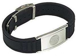 Satori 4 In 1 Negative Ion Band (Black), Now Available In US With A 4.5 Star In - $40.42