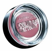 Gemey Maybelline Eyestudio Color Tattoo 24h - 65 Pink Gold - $5.54