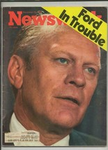 ORIGINAL Vintage December 22 1975 Newsweek Magazine Gerald Ford - $19.79