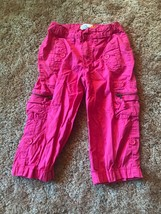Girls Cargo Pants Size 6 - $4.95