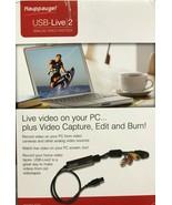 Hauppauge - 610 - USB-Live 2 Analog Video Digitizer and Video Capture De... - $79.15