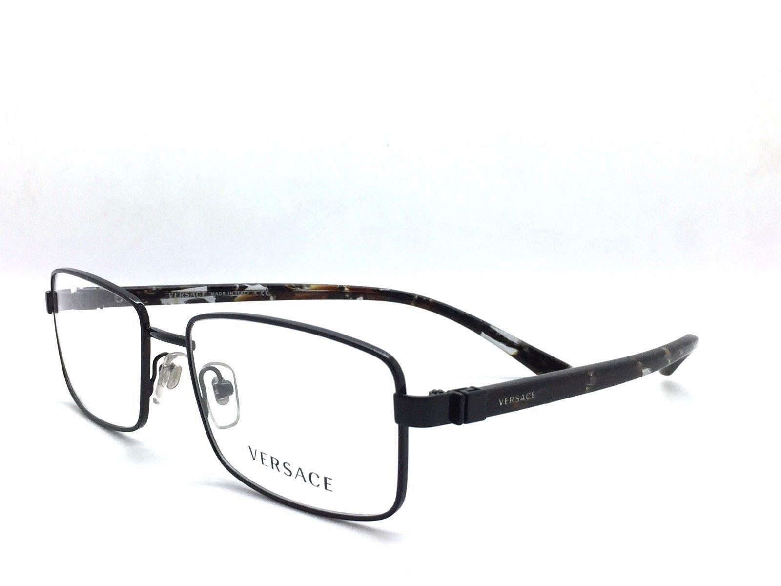 19c041ac3ad7 New VERSACE Eyeglasses MOD.1212 1009 55-17 and 50 similar items. 57