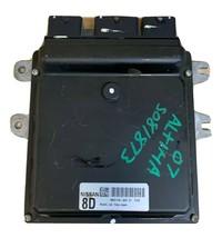 ECM ECU Engine Control Module 07 2007 Nissan Altima A/T 2.5 | MEC110-022 A1 - $58.50