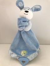 Prestige Baby Puppy Dog Security Blanket Lovey Blue Teether Little Love ... - $15.84