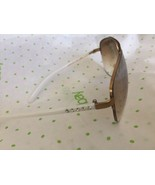 Grandma's Estate White Rhinestones Jessica Simpson Sunglasses - $24.75