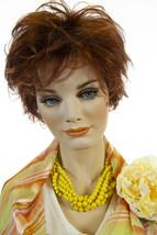 Jazz Petite 130/31 Blonde Short Jon Renau Petite Wavy Straight Wigs - $118.48
