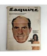 Esquire Magazine March 1966 Candidates Richard Nixon and Mitt Romney No ... - $47.50
