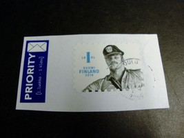 1 Tom of Finland Used Stamp - LGBT Theme - $5.90