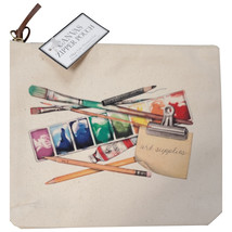 Mary Lake Thompson Artist Canvas Pouch - $25.99