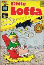 Little Lotta #65 ORIGINAL Vintage 1966 Harvey Comics - $19.79