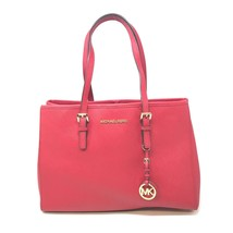 Michael Michael Kors Jet Set Travel East West Tote ChiliGold Women's Bag - $187.16