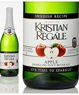 Kristian Regale Sparkling Fruit Juices 4 Packs (Apple) - $29.39