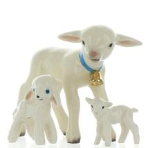 Hagen Renaker Miniature Lamb Large with Bell Ceramic Figurine image 7