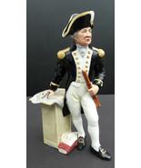 Royal Doulton Figurine - Sea Character Series - The Captain HN2260 - $75.99