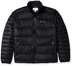 Columbia Men's Big & Tall Frost Fighter Jacket, Black, X-Large/Tall