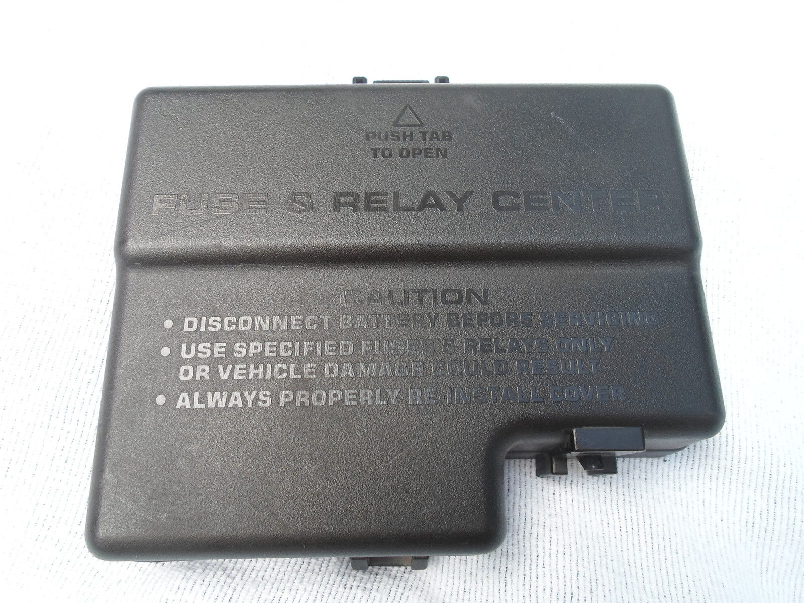 2000 2001 2002 Thru 2005 Dodge Neon Relay And 50 Similar Items Fuse Box S L1600