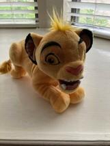 "Official Disney Theme Park Merchandise The Lion King Simba 9"" Plush - $17.95"