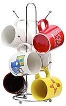 Coffee/Tea Mug Tree Organizer Hooks Kitchen Sto... - $12.59