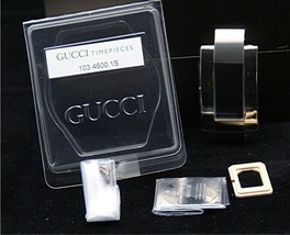 NIB Gucci Replacement Case Set - 4600 /  4605 M SS - $109.95