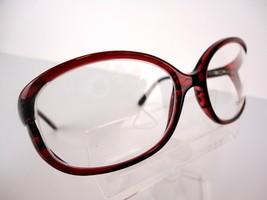 Tom Ford TF 5082 Red Translucent (130) 54 x 17 130 mm Eyeglass Frames - $89.05