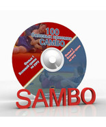 Sambo For Trainer 100 Submission Techniques of Sambo. (only disc). - $8.89