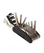 16 in 1 Bicycle Tool Kit Cycling Steel Tools Repair Kits Set AG9 - $7.99