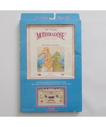 Worlds Of Wonder Fairy Tales Tortoise Hare Book Cassette Mother Goose - $34.64