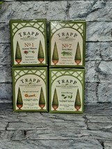 Lot of 4 Trapp Private Garden Giant Votive Candles *No. 1,4,7,5 *New-2 oz. - $22.43