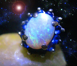 HAUNTED RING ALEXANDRIA MAGICK CAN ATTRACT ANYTHING RARE SECRET OOAK MAGICK  - $9,077.77