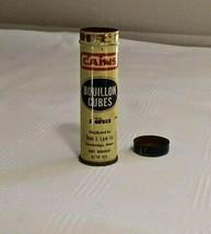Vintage Cain's Bouillon Cubes Tin - $4.75