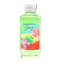 Beautiful Day Shea & Vitamin E Shower Gel 10 oz 295 ml By Bath & Body Wo... - $12.99