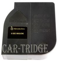 MAGAZINE CARTRIDGE FOR MERCEDES BENZ ML 6 DISC CD Changer  ML350 ML500 1... - $32.00