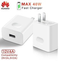 HUAWEI Super Charger Original Travel Charger Quick Charge 3.0 HUAWEI MAT... - $90.14