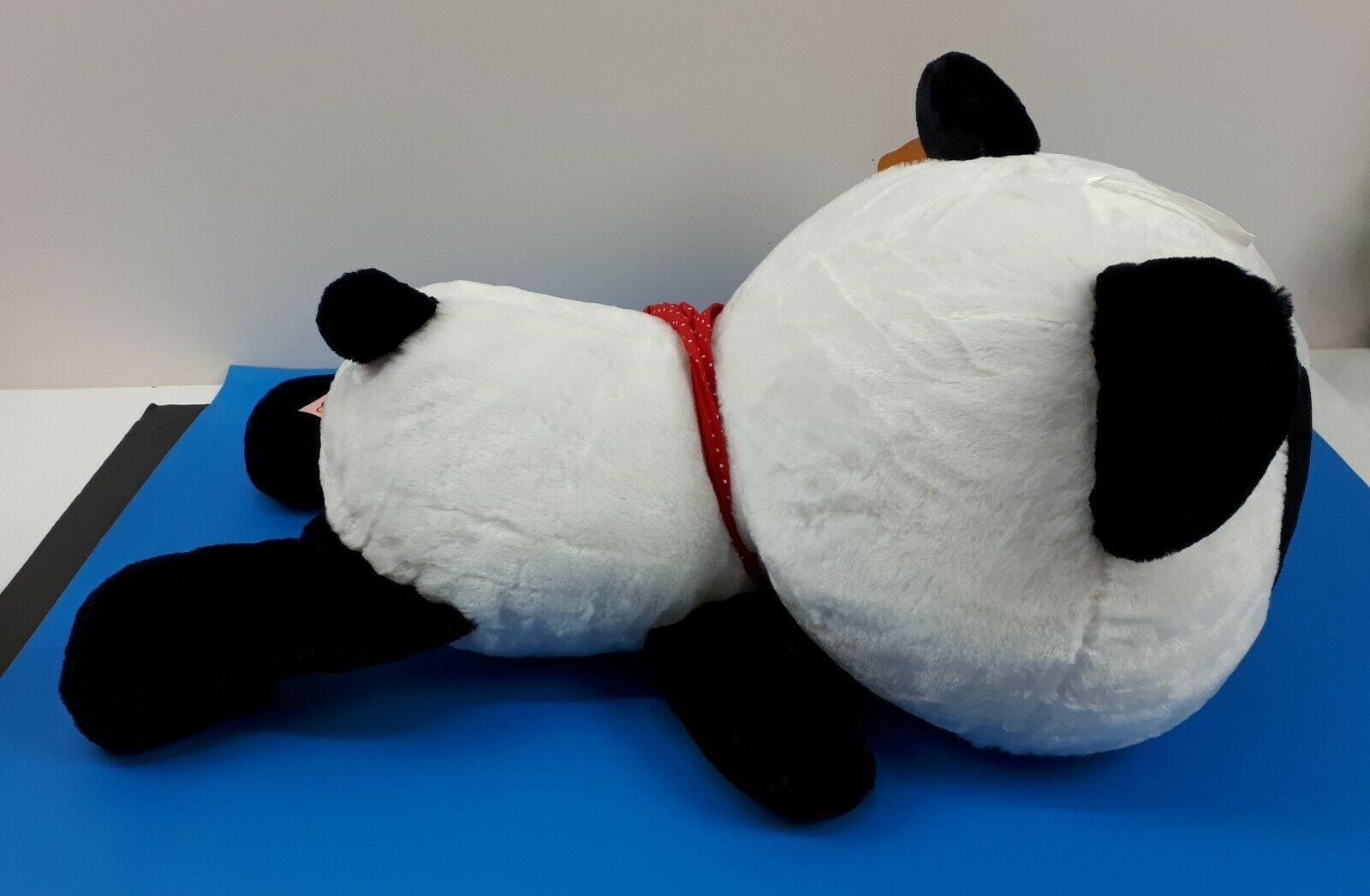 """Super Cute Smilling Panda Pillow Soft Plush Doll Kawaii Stuffed Animal 20"""" NEW image 5"""